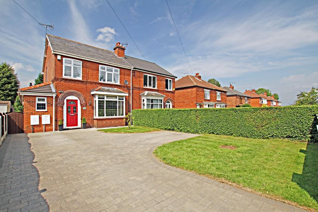 3 Bedrooms Semi Detached House for sale in Melton Road, Sprotbrough, Doncaster