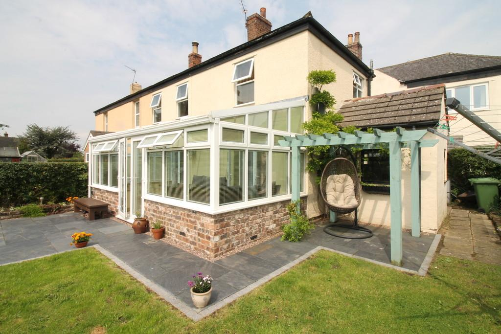 2 Bedrooms Semi Detached House for sale in Cairnbaan, Linstock, Carlisle
