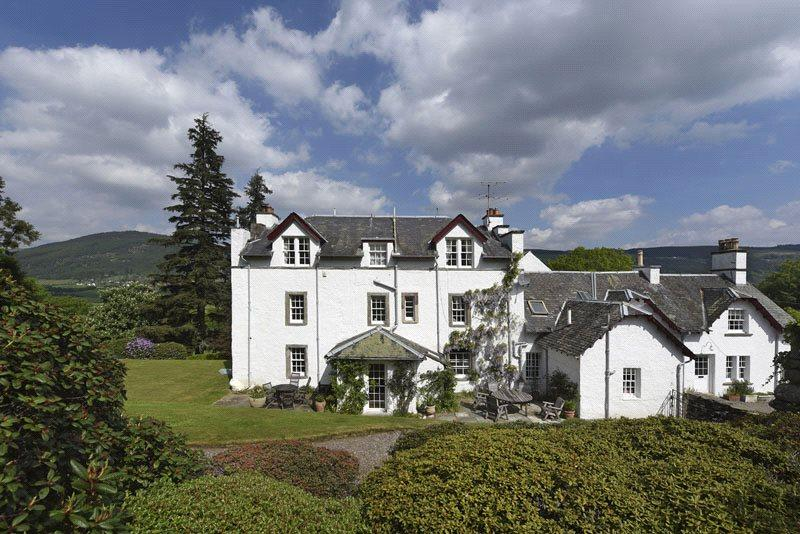 9 Bedrooms House for sale in Bolfracks Estate, Aberfeldy, Perthshire
