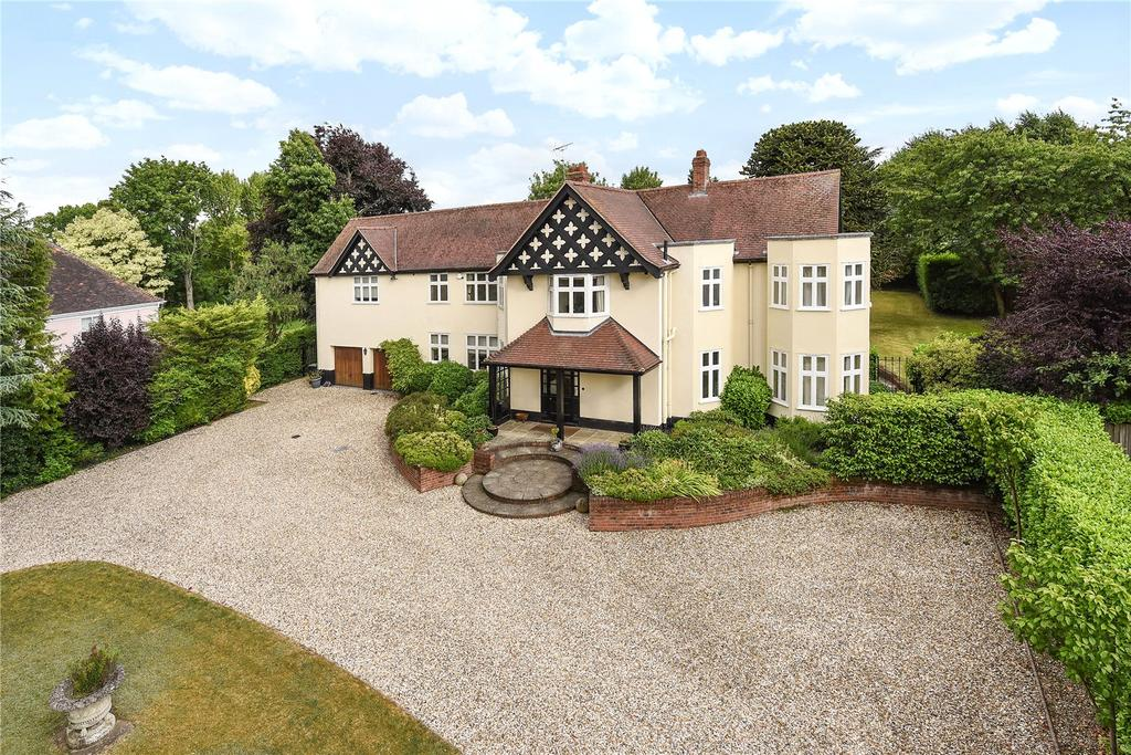 7 Bedrooms Detached House for sale in Crockfords Road, Newmarket, Suffolk, CB8