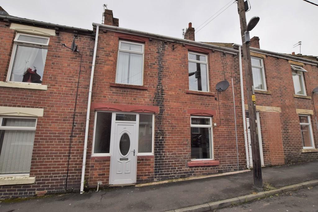 4 Bedrooms Terraced House for sale in Bircham Street, South Moor, Stanley