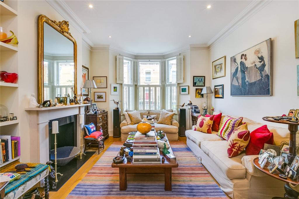5 Bedrooms Terraced House for sale in Lilyville Road, London