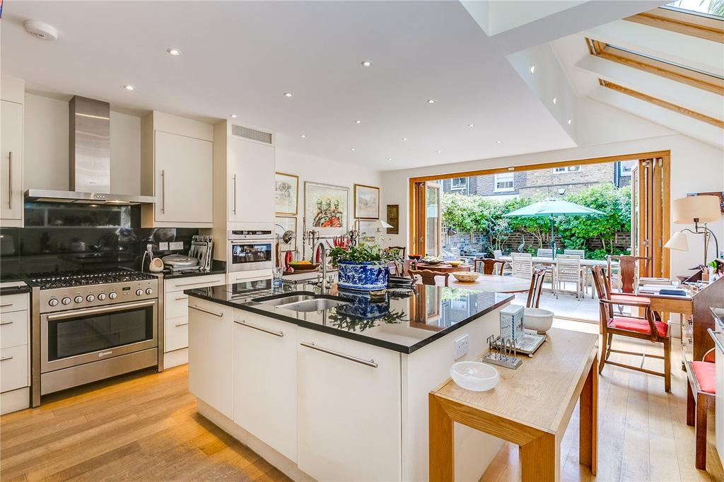 5 Bedrooms Terraced House for sale in Lilyville Road, Fulham, London