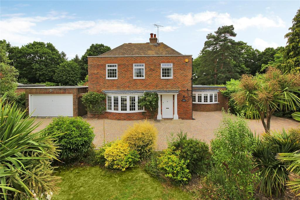 5 Bedrooms Detached House for sale in Frensham Road, Rolvenden Layne, Cranbrook, Kent