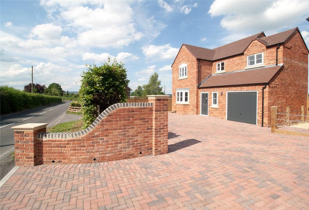 3 Bedrooms Detached House for sale in Oldwood Road, Tenbury Wells