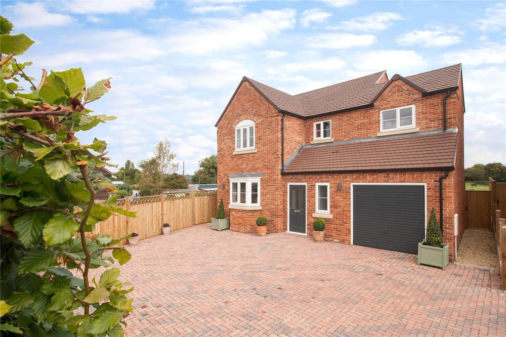 3 Bedrooms Detached House for sale in Oldwood Road, Tenbury Wells