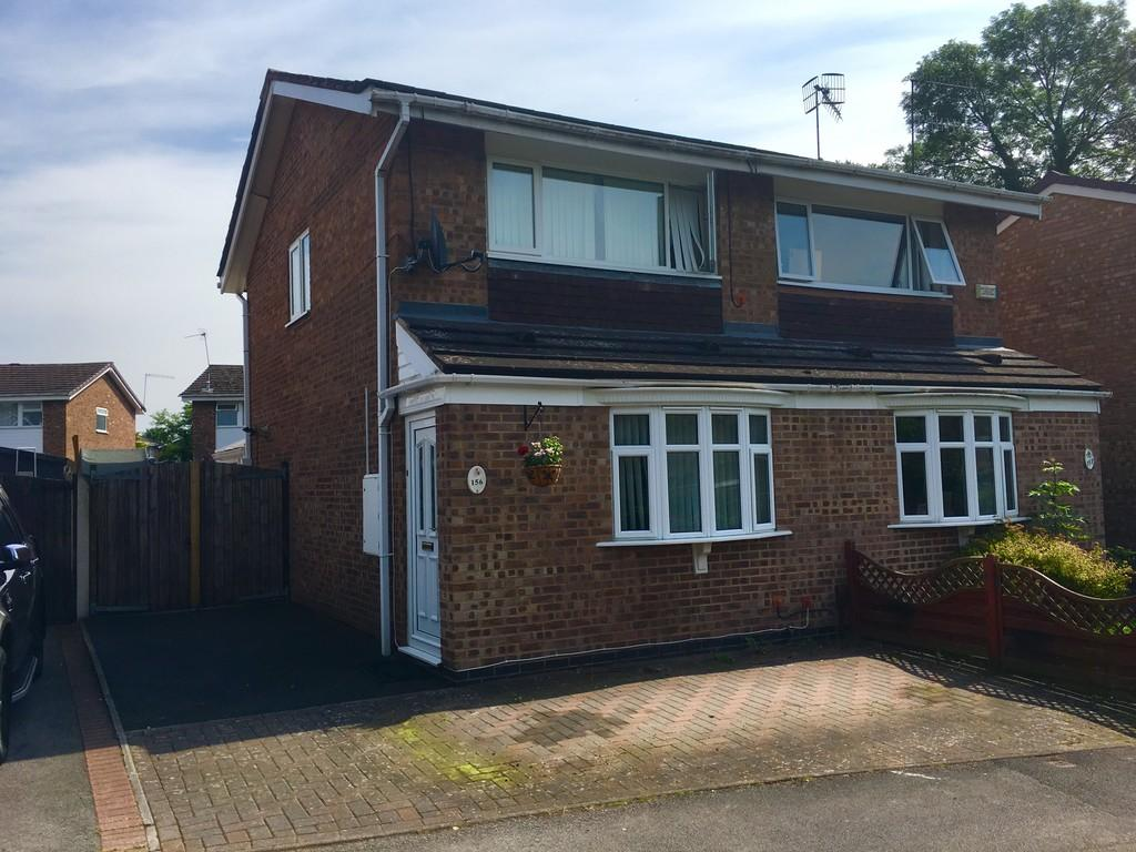 2 Bedrooms Semi Detached House for sale in Donnington Close, Redditch
