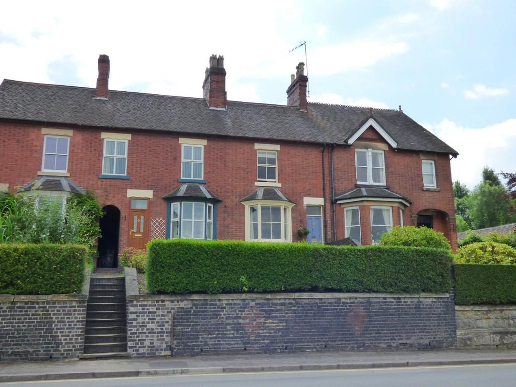 3 Bedrooms Terraced House for sale in Clifton Road, Ashbourne