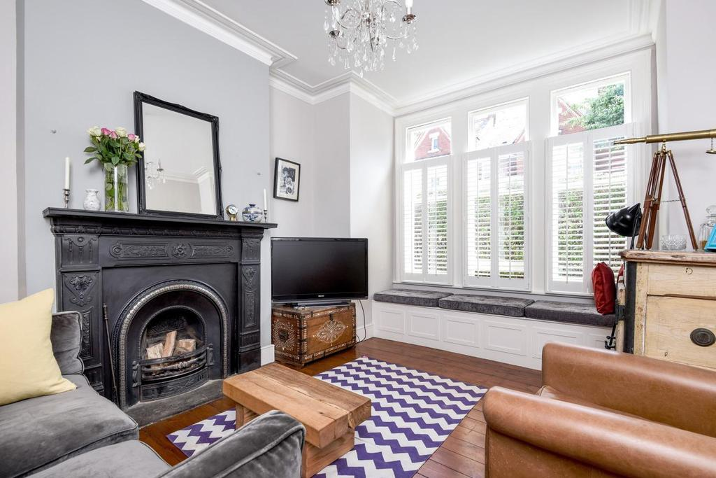 2 Bedrooms Flat for sale in Beira Street, Balham, SW12