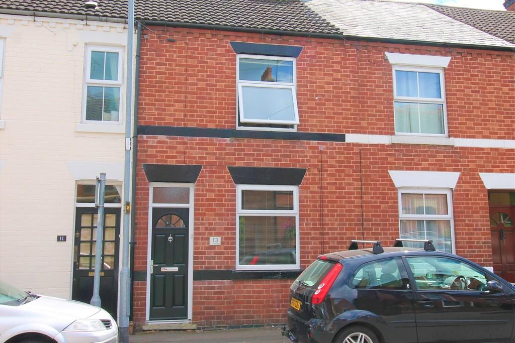 2 Bedrooms Terraced House for sale in Goward Street, Market Harborough