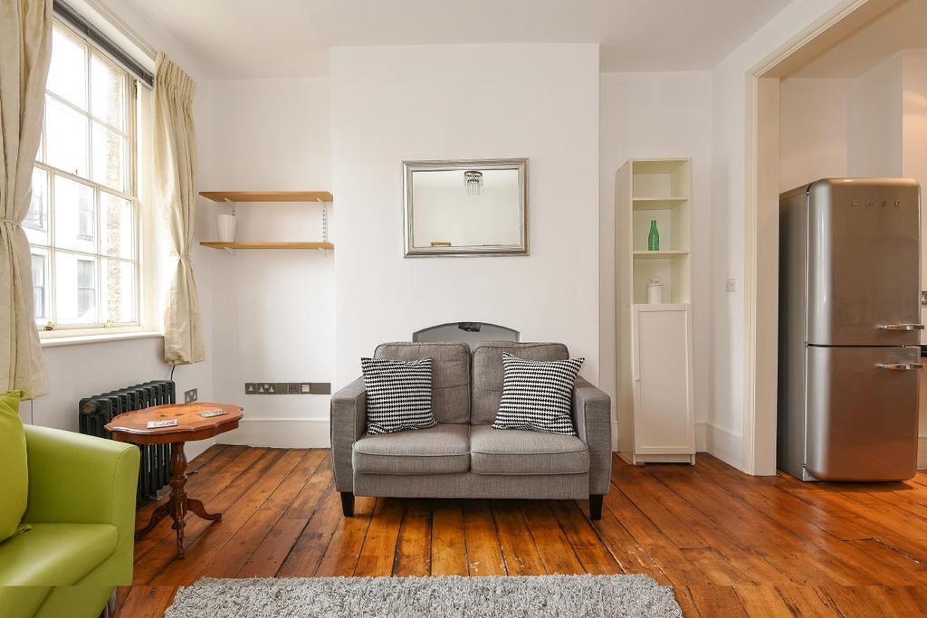 1 Bedroom Maisonette Flat for sale in Farm Lane, Fulham, SW6