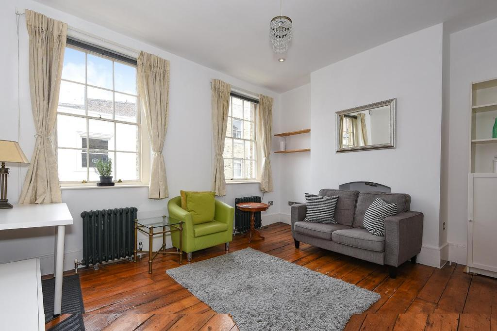 1 Bedroom Maisonette Flat for sale in Farm Lane, Fulham