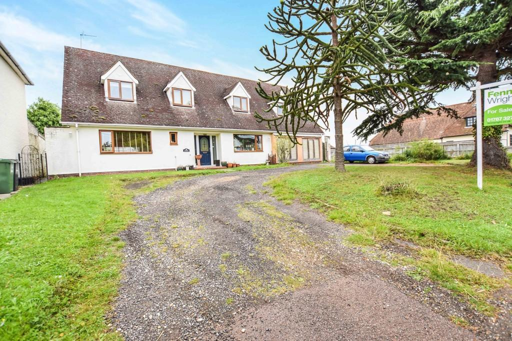 4 Bedrooms Detached House for sale in North End, Little Yeldham, Halstead, CO9 4LG