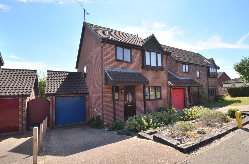 3 Bedrooms Detached House for sale in Egret Crescent, Colchester