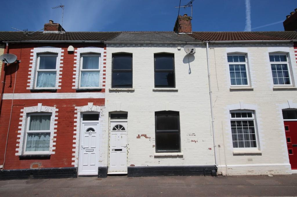 2 Bedrooms Terraced House for sale in Aberystwyth Street, Splott, Cardiff