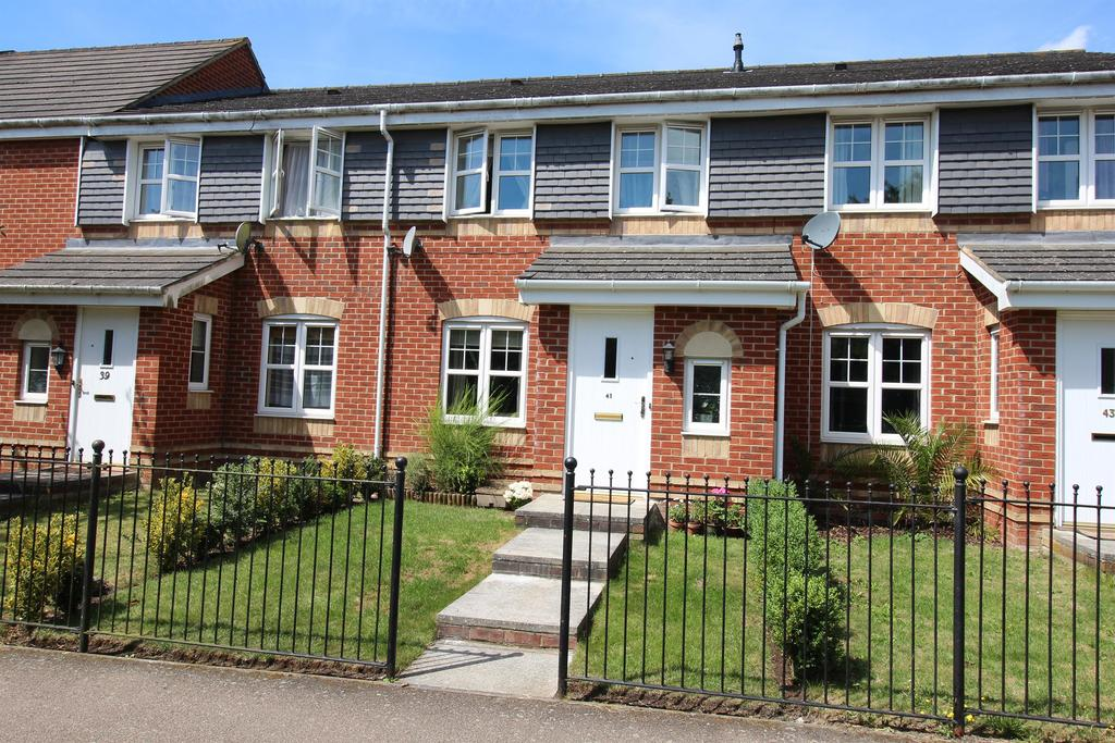 3 Bedrooms Terraced House for sale in Epsom Close, Stevenage, SG1 5TE