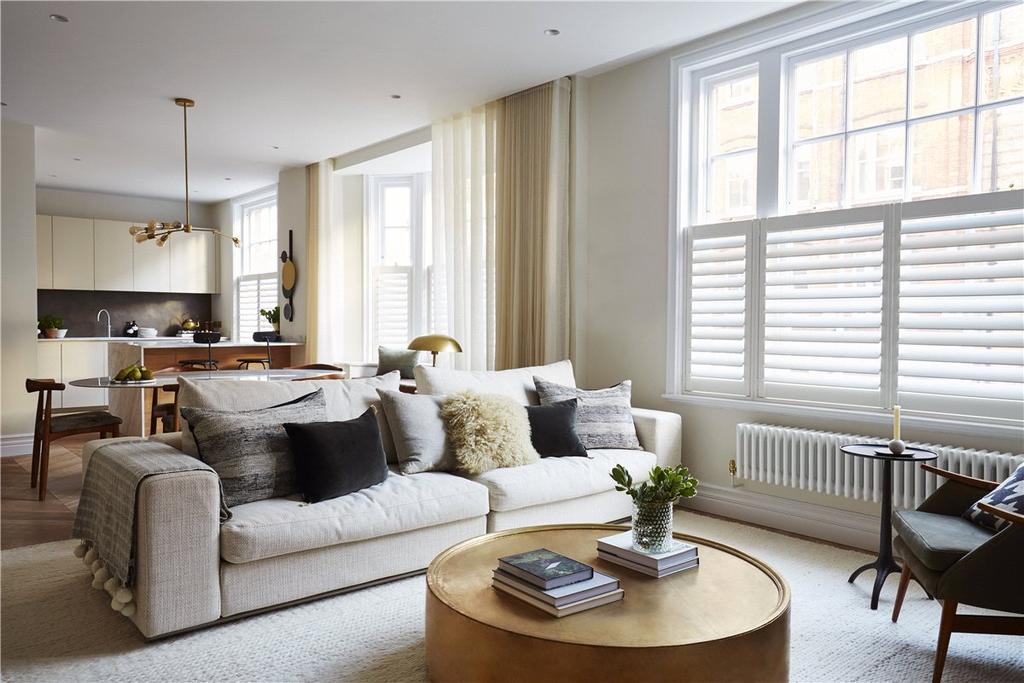 2 Bedrooms Apartment Flat for sale in New Cavendish Court, 39 New Cavendish Street, London, W1G