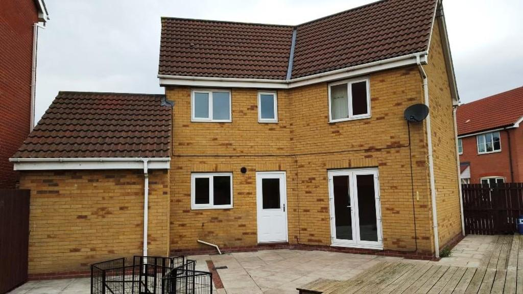 4 Bedrooms Detached House for sale in Gadwall Way, Scunthorpe, North Lincolnshire