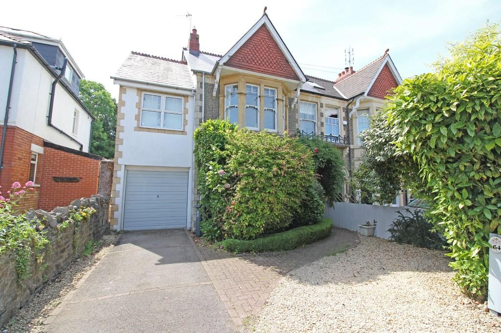 5 Bedrooms Semi Detached House for sale in Heol Isaf, Radyr