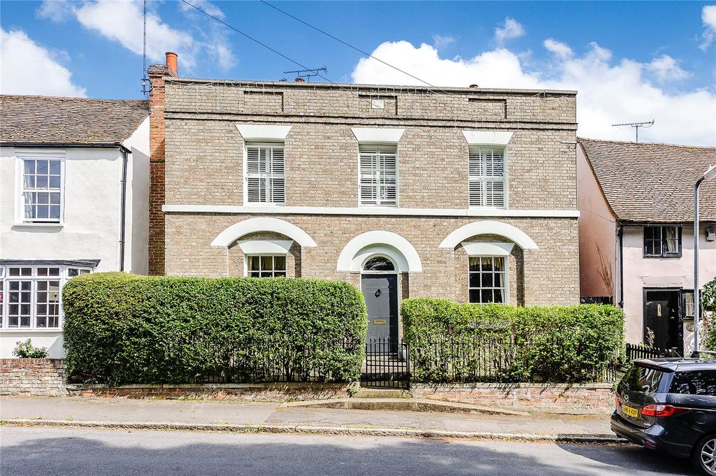 4 Bedrooms Detached House for sale in The Street, Little Waltham, Chelmsford, CM3