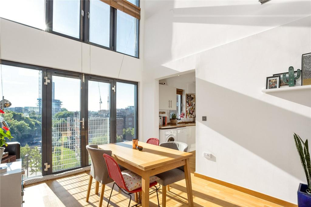 2 Bedrooms Flat for sale in Whitmore Road, Haggerston, London, N1