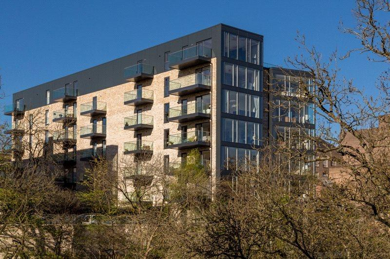 2 Bedrooms Flat for sale in Plot 78 - The Botanics, Glasgow, G12
