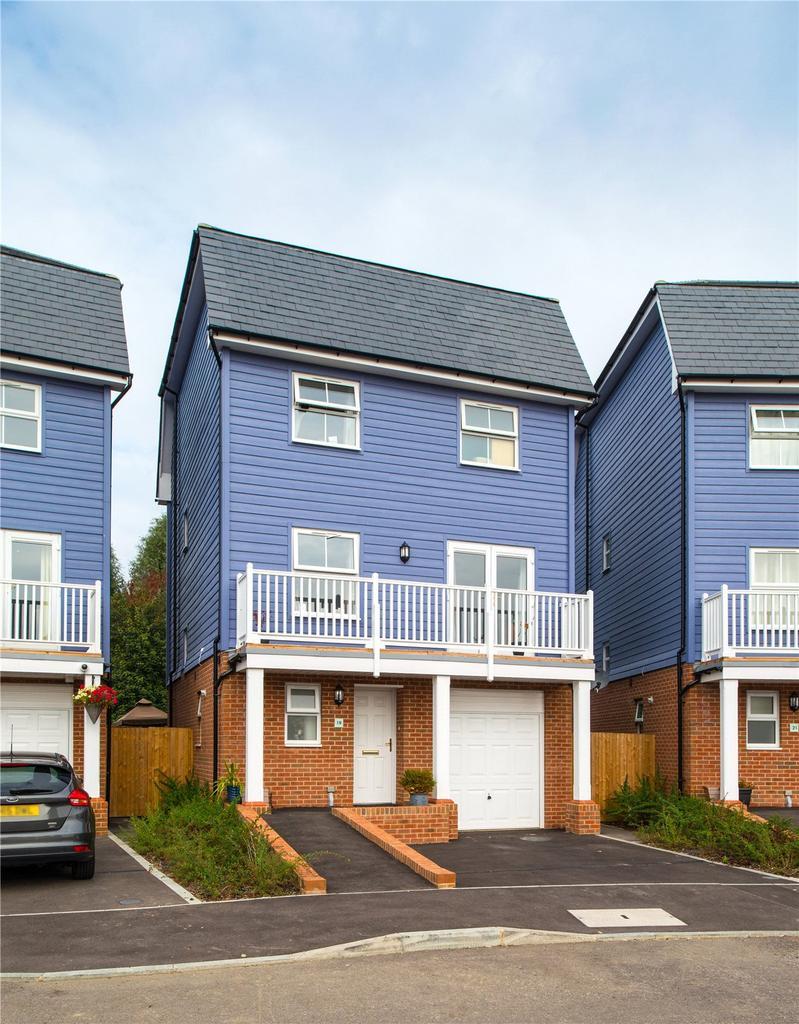4 Bedrooms Detached House for sale in Carmelite Road, Station Road, Aylesford, Kent, ME20