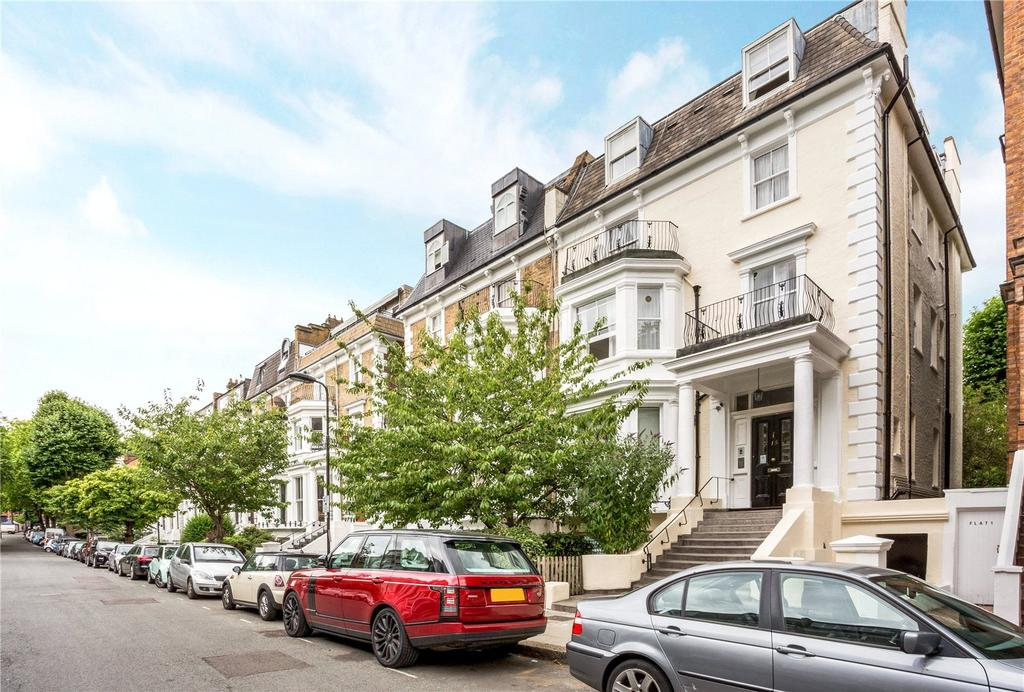2 Bedrooms Maisonette Flat for sale in Adamson Road, Swiss Cottage, London, NW3
