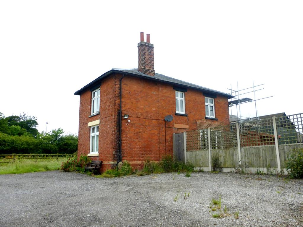 Equestrian Facility Character Property for sale in Lot 4 - Draycott House, Hopwell Road, Draycott, Derby, DE72