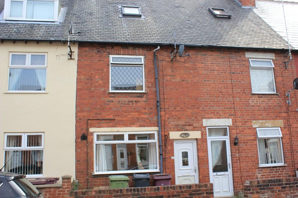 2 Bedrooms Terraced House for sale in 16, John Street, Creswell