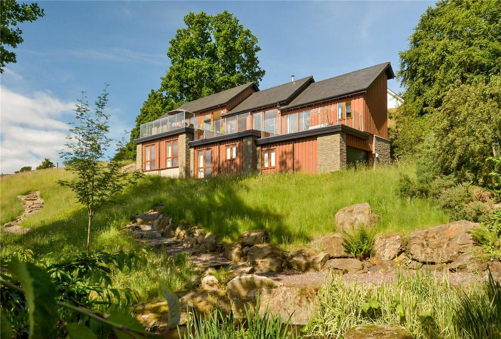 4 Bedrooms Unique Property for sale in Beinn na Ciste, Boltachan, By Aberfeldy, PH15