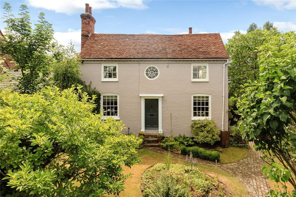 4 Bedrooms Detached House for sale in Main Road, Danbury, Chelmsford, CM3