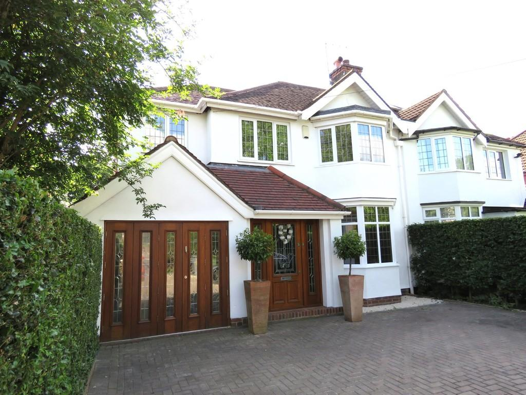 4 Bedrooms Semi Detached House for sale in Stratford Road, Shirley