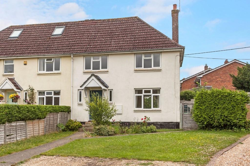 3 Bedrooms Semi Detached House for sale in Wonston Close, Sutton Scotney, Winchester, SO21
