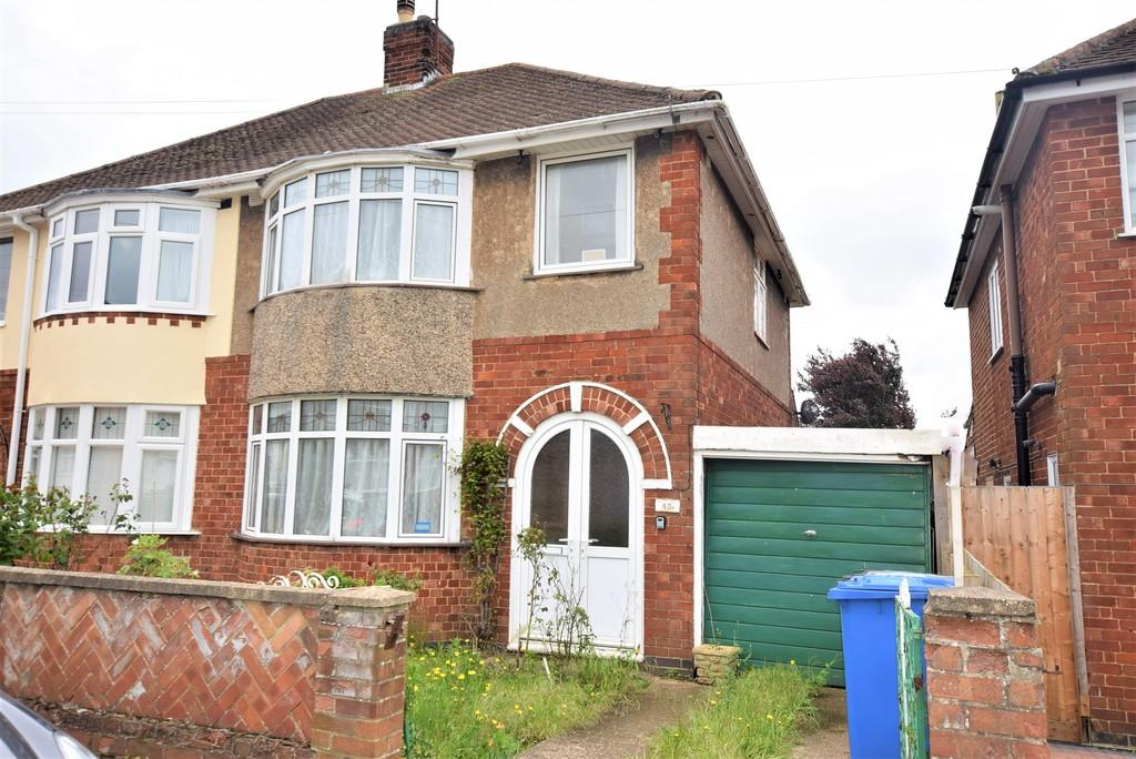 3 Bedrooms Semi Detached House for sale in Southgate Drive , Kettering