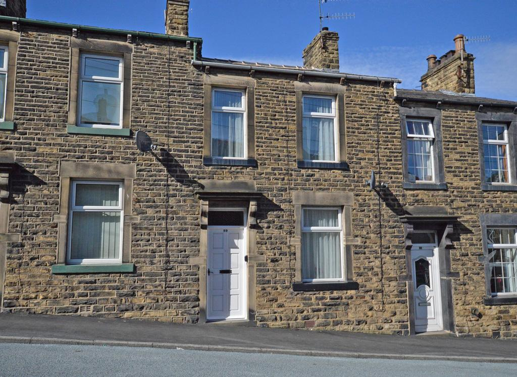 3 Bedrooms Terraced House for sale in 89 Castle Street, Skipton,