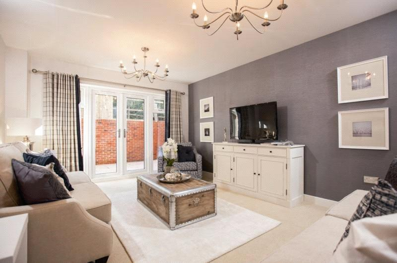 3 Bedrooms Terraced House for sale in Plot 61 - The Osterley, Woodberry Copse, Lyme Regis, Dorset, DT7