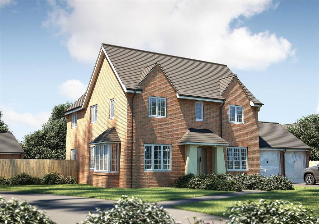 4 Bedrooms Detached House for sale in Plot 61 - The Osterley, Woodberry Copse, Lyme Regis, Dorset, DT7