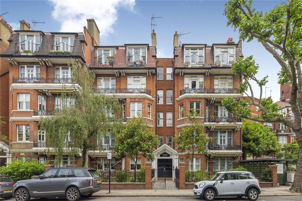3 Bedrooms Apartment Flat for sale in Ashburnham Mansions, Ashburnham Road, Chelsea, London