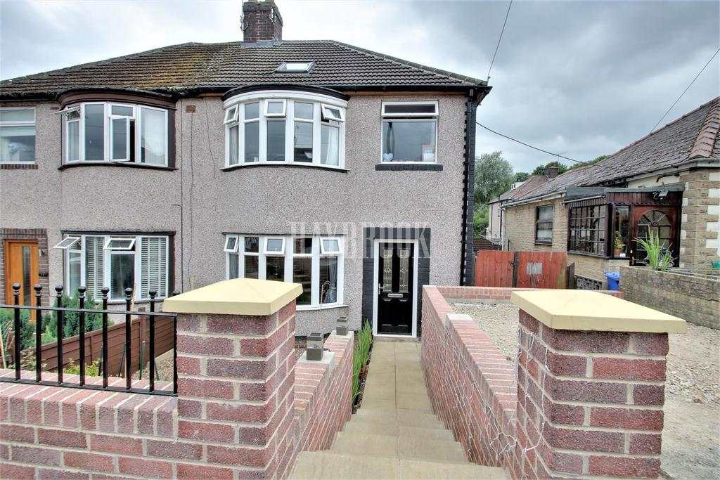 3 Bedrooms Semi Detached House for sale in The Grove, Wharncliffe Side