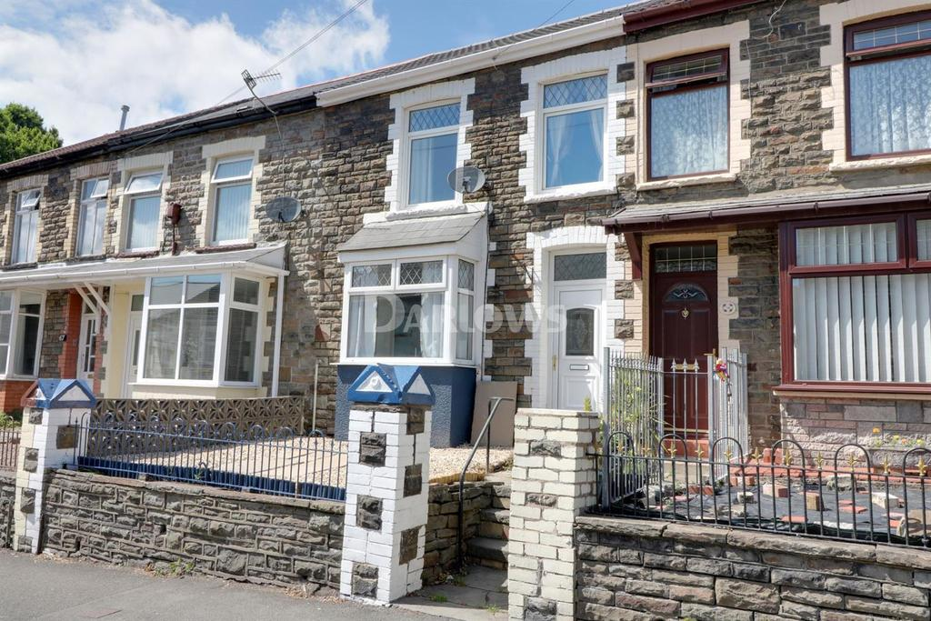 3 Bedrooms Terraced House for sale in Brithweunydd Rd, Trealaw