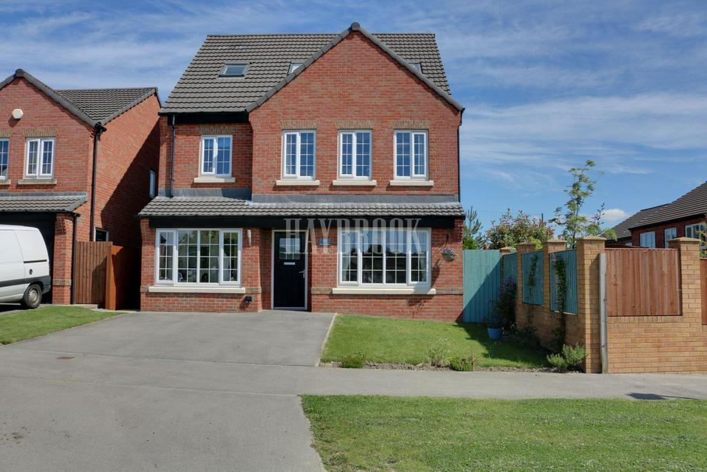 4 Bedrooms Detached House for sale in Gower Way, Rawmarsh