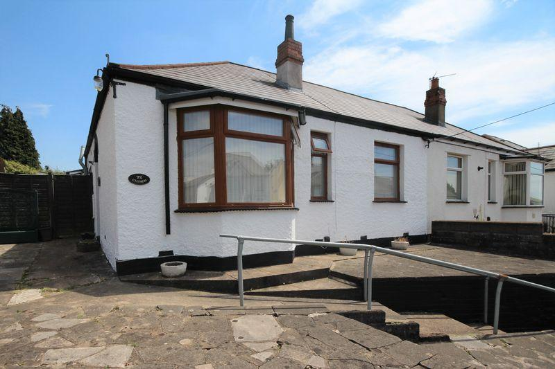 2 Bedrooms Bungalow for sale in Church Road, Cardiff