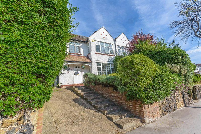 5 Bedrooms Semi Detached House for sale in Blenheim Park Road, South Croydon