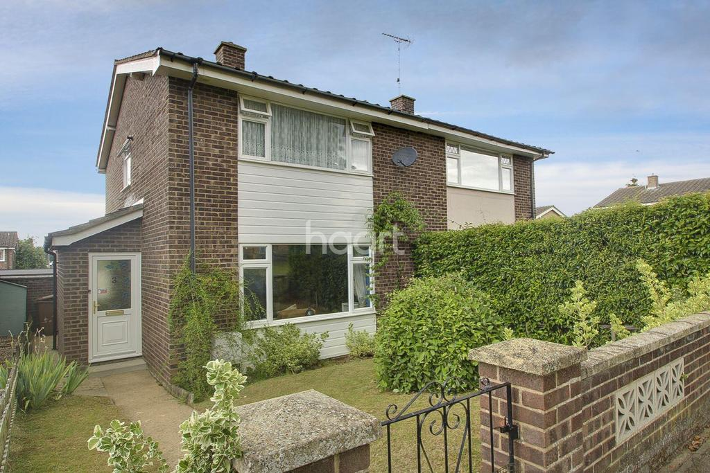 3 Bedrooms Semi Detached House for sale in Kytson Road