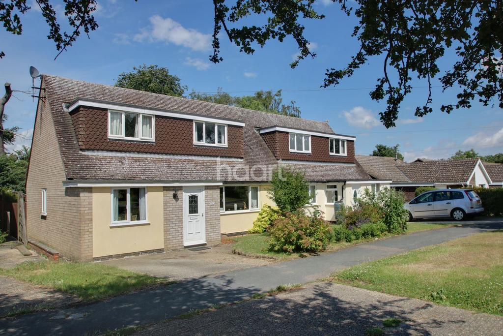 4 Bedrooms Semi Detached House for sale in Fordhams Close, Stanton