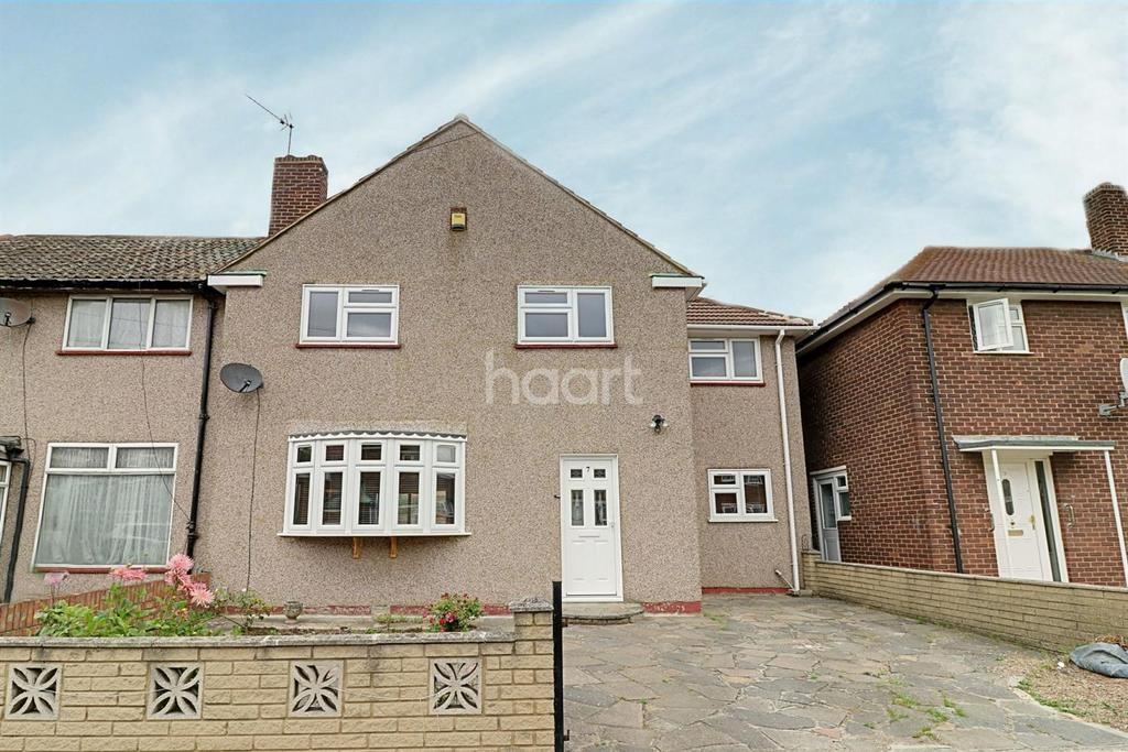 4 Bedrooms End Of Terrace House for sale in Sugden Way