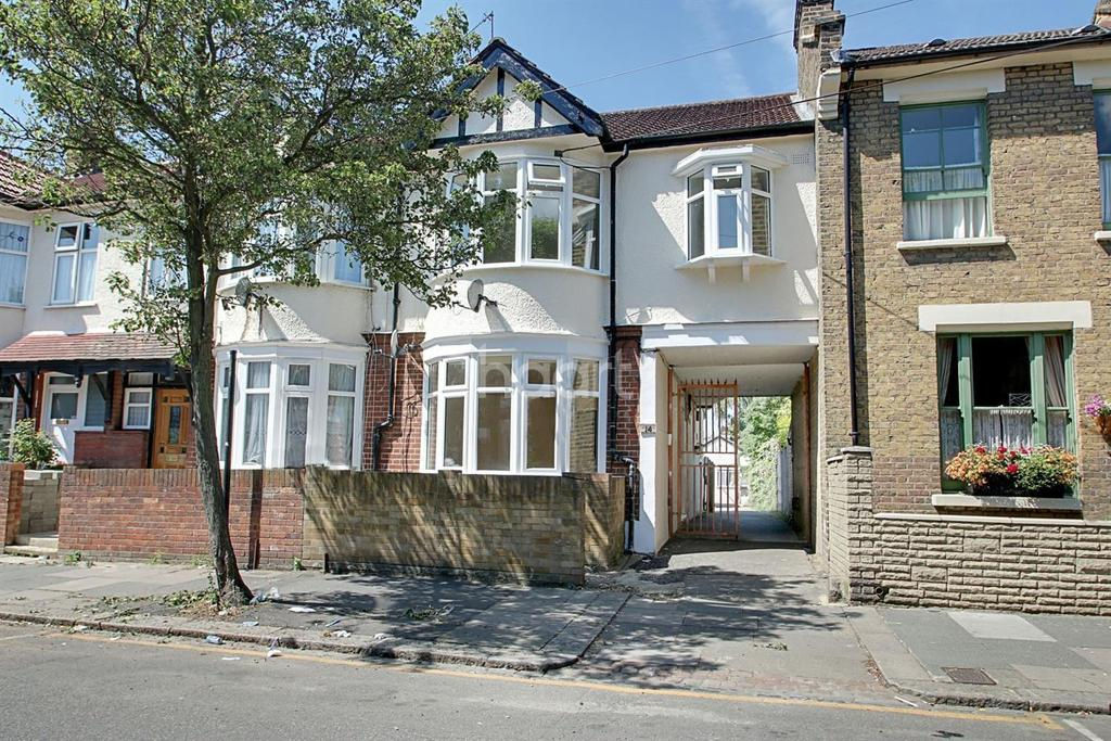 4 Bedrooms Terraced House for sale in Western Road, Upton Park