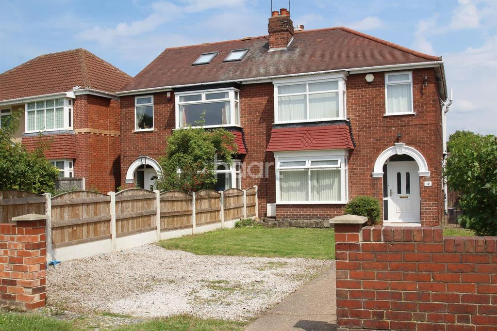 3 Bedrooms Semi Detached House for sale in Tickhill Road, Balby