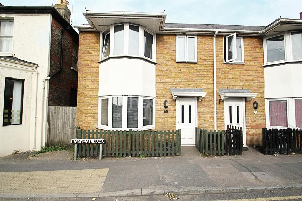 3 Bedrooms End Of Terrace House for sale in Ramsgate Road, Margate, CT9